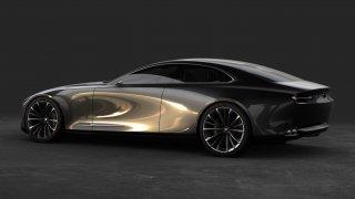 Mazda Vision Coupe je japonská jachta na kolech