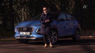Recenze malého SUV Hyundai Kona Hybrid