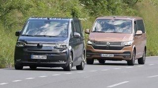 Nový VW Multivan už nebude Transporterem v obleku. Platformou z golfu příznivce moc nepotěší