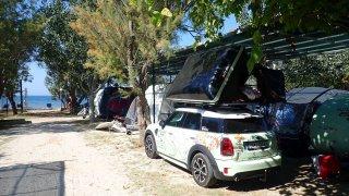 Jak se žije v řeckém autokempu
