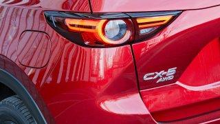 Mazda CX-5 detail  4