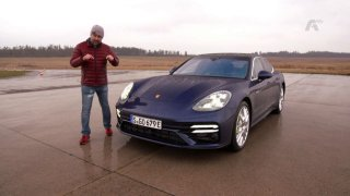Recenze Porsche Panamera Turbo S E-Hybrid