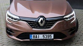 Renault Mégane Grandtour.