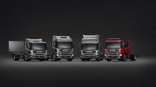 Scania nabízí novou řadu vozidel pro městskou přepravu