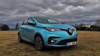 4. místo Renault Zoe