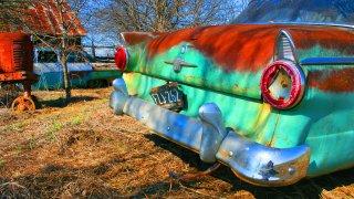 Barva auta