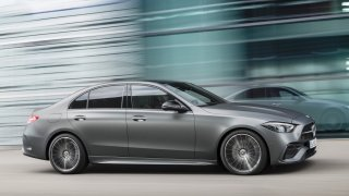 Mercedes třídy E sedan