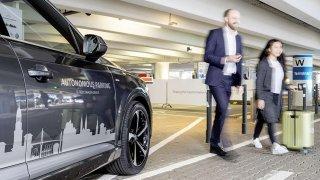 Volkswagen pracuje na autonomním parkování