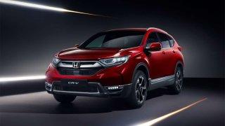 Honda CR-V dostane hybridní pohon