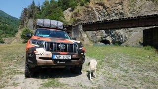 Tomu nebudete věřit. Japonská auta na Kavkaze plavou!