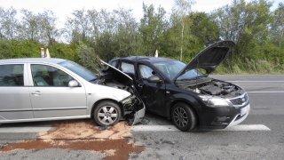 Nebyl viníkem nehody, přesto přijde o odškodnění. Jel na letních pneumatikách
