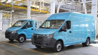 V Česku byl zahájen prodej nové generace ruských dodávek GAZelle NN. Sází na poctivou techniku