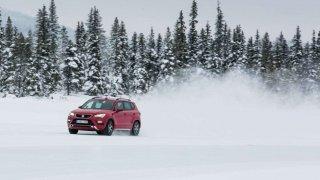 Seat testuje vozy v extrémních podmínkách arktické zimy