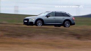 Audi A6 allroad quattro Autosalon 8 2020