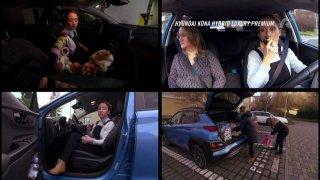 Recenze malého SUV Hyundai Kona Hybrid Luxury Premium