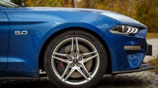 Ford Mustang exteriér 23