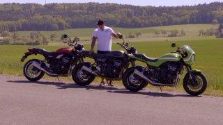 Recenze motocyklu Kawasaki Z900RS
