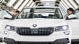 Historický rekord výroby pro domácí automobilový průmysl v roce 2017
