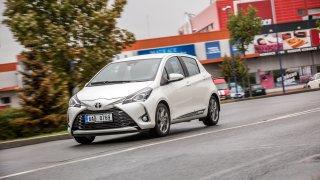 Toyota Yaris 1.5 VVT-iE jízda 4