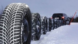 Renomovaný test 13 zimních pneu na SUV přinesl zklamání. Uspěla jediná, ostatní jsou pod průměrem