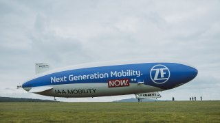 Zeppelin ZF