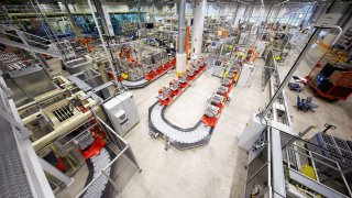 Volvo Skövde výroba