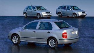 První Škoda Fabia vznikala i jako kupé a kabriolet. Hrozilo, že se bude vyrábět v Mexiku