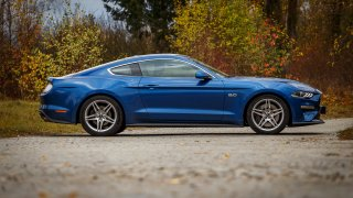 Ford Mustang exteriér 21
