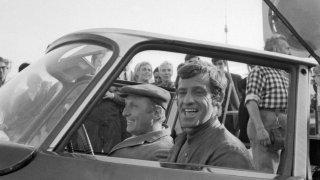 Unikátní Ferrari i Fiat Uno: Jean-Paul Belmondo miloval auta a uměl je skvěle řídit
