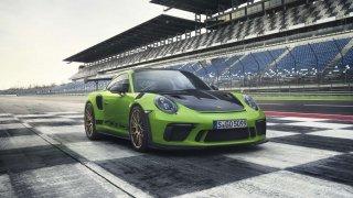 Pět set dvacet koní pod kapotou. To je nové Porsche 911 GT3 RS.