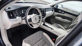 Volvo XC60 D4 Polestar interiér 4