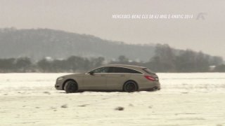 Test Mercedesu-Benz CLS Shooting Brake 63 AMG S 4MATIC 2014
