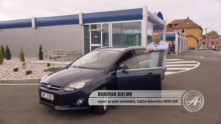 Test ojetiny Ford Focus 7