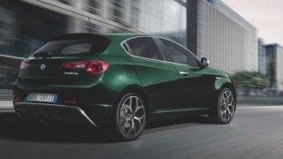 Alfa Romeo Giulietta Super 2