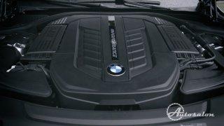 BMW 760 Li M Performance motor