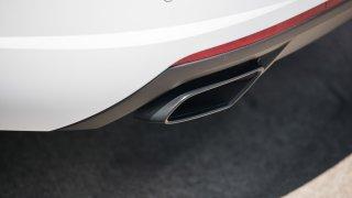 Nová Škoda Octavia RS 245 hezky zblízka. 4