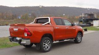 Toyota Hilux exterier 4