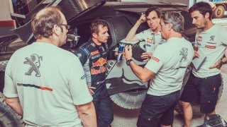 Sébastien Loeb příprava na Dakar - Obrázek 3