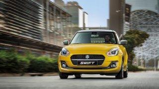 Modernizované Suzuki Swift má řadu vylepšení a úspornější mild-hybridní pohon