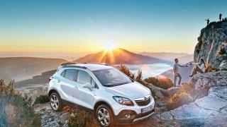 Opel Mokka první generace