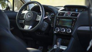 Subaru Levorg dostalo systém EyeSight 1