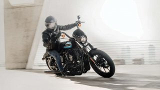 Harley-Davidson Forty-Eight Iron