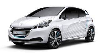 Peugeot na vzduch a benzín spotřebuje pod 2 litry