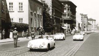 Porsche 356 ve službách rakouské policie