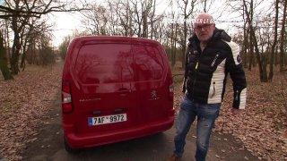 Test Peugeotu Partner L1 650 1.5 Blue HDI