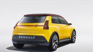 Renault 5 Prototype