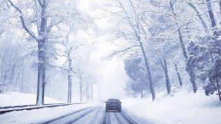 Našli jsme 10 nejčastějších chyb, kterých se v zimě dopouštějí čeští řidiči. Dělá je skoro každý