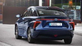 Toyota byla ohodnocena jako nejekologičtější automobilka světa