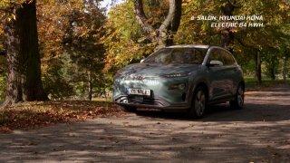 Recenze elektromobilu Hyundai Kona Electric 64 kWh