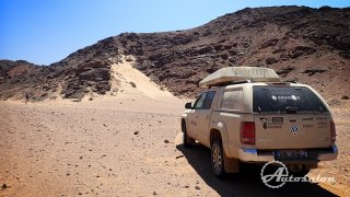 Expedice Namibia